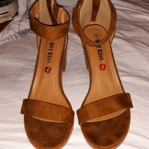 Hot Kiss Shoes